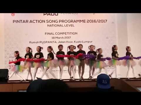 SKPP  8(2) Action Song Final 2017