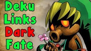 Zelda Theory - Deku Links DARK Story (The Legend Of Zelda Majora