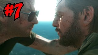 "METAL GEAR SOLID V: The Phantom Pain [7] ★ ""Episode 2: Diamond Dogs"" Walkthrough"