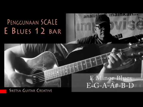 sCALE bLUES  - Minor bLUES [3]
