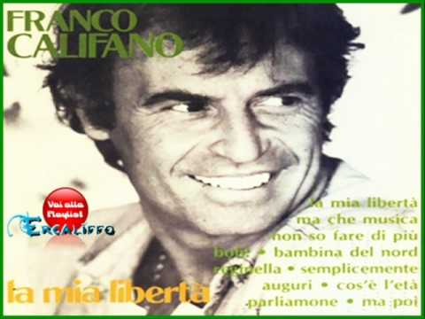 Franco Califano - Boh
