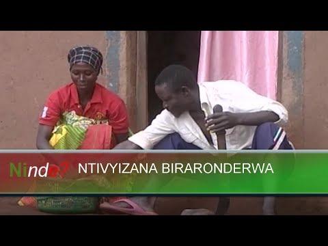 Ninde Burundi NTIVYIZANA BIRARONDERWA
