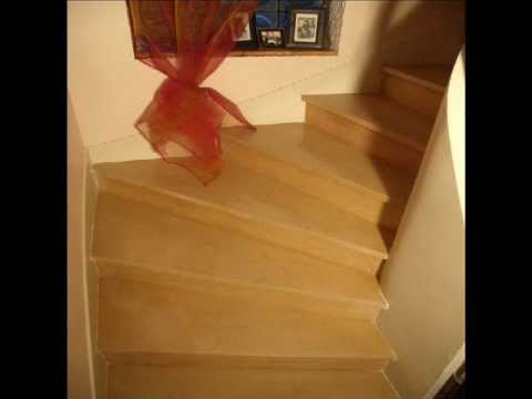 pon age d 39 un escalier en marbre youtube. Black Bedroom Furniture Sets. Home Design Ideas