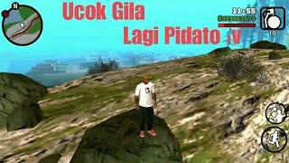 UCOK JADI GILA GTA SA #2😁😂