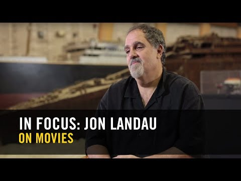 IN FOCUS: Avatar Producer JON LANDAU - 'Every movie is a start-up' #2