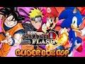 Super Smash Flash 2 |Gameplay #2| Español °GliderBoxGSP°