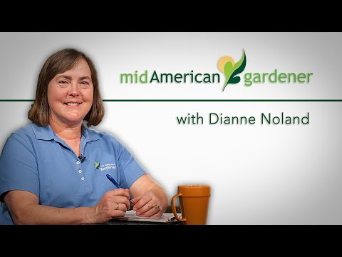 Mid-American Gardener with Dianne Noland - April 17,2014