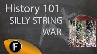 A Different History - Epic Silly String War