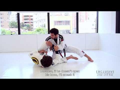 Lucas Lepri - Leg Lasso Pass - Essence Of Jiu-Jitsu