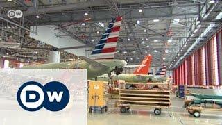 Industrieschwergewicht Airbus - zweitgrößter Flugzeughersteller weltweit | Made in Germany