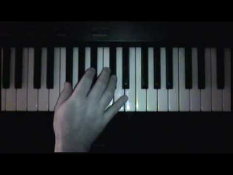 how to play halloween lesson 1 theme score piano tutorial youtube