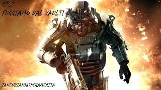 Fallout 3 gameplay ITA ep.2 fuggiamo dal vault!