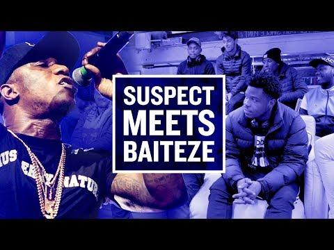BAITEZE MEET SUSPECT OTB Link Up TV | BALLINOUT SPECIAL