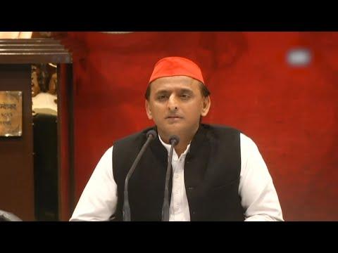 CM Yogi's 'thok do' speeches behind Ghazipur violence: Akhilesh Mp3