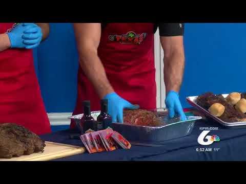 Texas Roadhouse Teaches How To Make Tasty Prime Rib Youtube