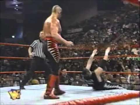 New Age Outlaws vs Legion of Doom WWF Tag Team Championship 11/24/97.