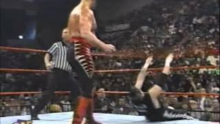 New Age Outlaws vs Legion of Doom WWF Tag Team Championship 11/24/97.