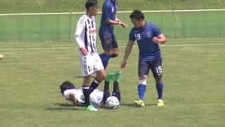 2016 5/7 関東社会人サッカーリーグ KSL1部 前期第6節 tonan前橋vs横浜猛蹴 0-1