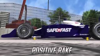 Basic Chassis Set Up 3 - Ride Height, Rake and Weight Jackers