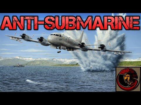 How Does Anti-Submarine Warfare Work?