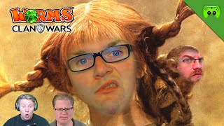 PIPPI LANGWURM 🎮 Worms Clan Wars #178