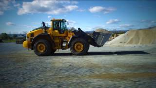 Video still for Push Boundaries Everyday with Volvo Construction Equipment – Featured Film