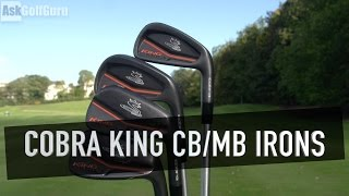 Cobra KING CB/MB Forged Irons