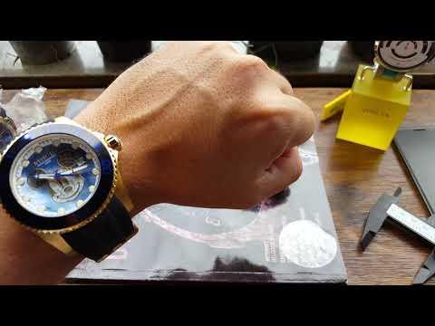 RelógioInvictaGrand Diver Automatico22751 ediçãolimitada Disney