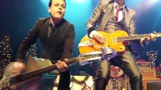 Brian Setzer Fishnet Stockings, 2013-12-24, SF