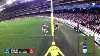 The sealer: Darley gets the bounce - AFL