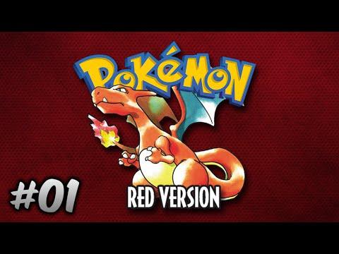 Pokémon Red Stream Playthrough | Part 1