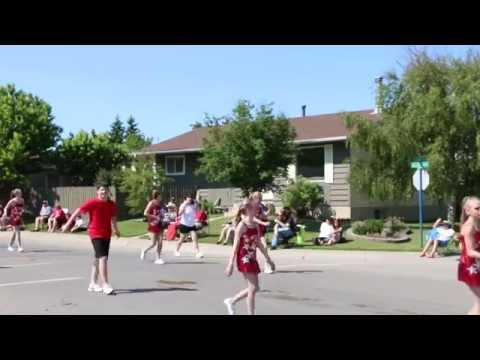Canada Day Parade 2014 - Airdrie, Alberta