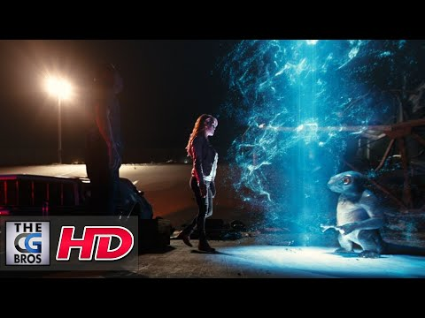 "CGI VFX 360-Degree Film Behind The Scenes """"HELP""- by The Mill"