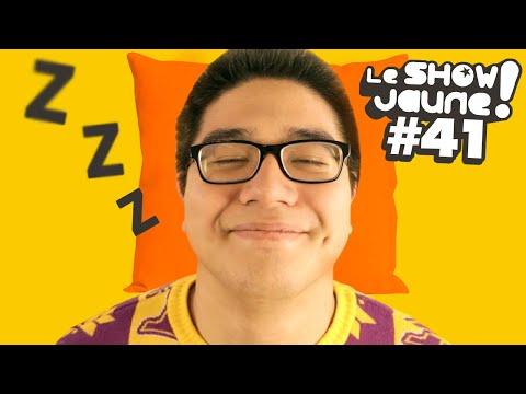 L'ART DE LA SIESTE ! - LE SHOW JAUNE #41