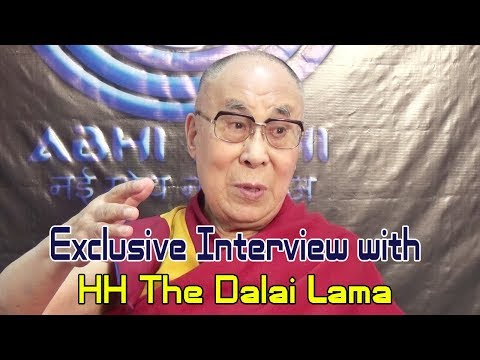 Exclusive Interview with HH The Dalai Lama
