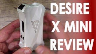 Desire X Mini Review ✌️