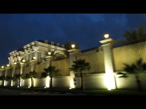 Qatar Sheikh's Beautiful Palace