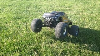 Six Tanks in my New HPI 1/8 Savage Octane and going Strong