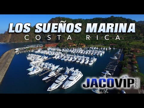 Best Costa Rica Fishing Charters  From Jaco Beach Los Sueños Marina