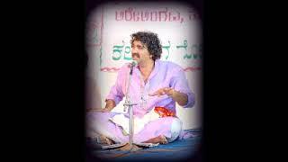 Rag Bhageshri - hindustani classical music by Shridhar Hegde Kalbhag.