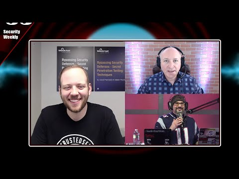 Dave Kennedy, TrustedSec - Business Security Weekly #116 ...