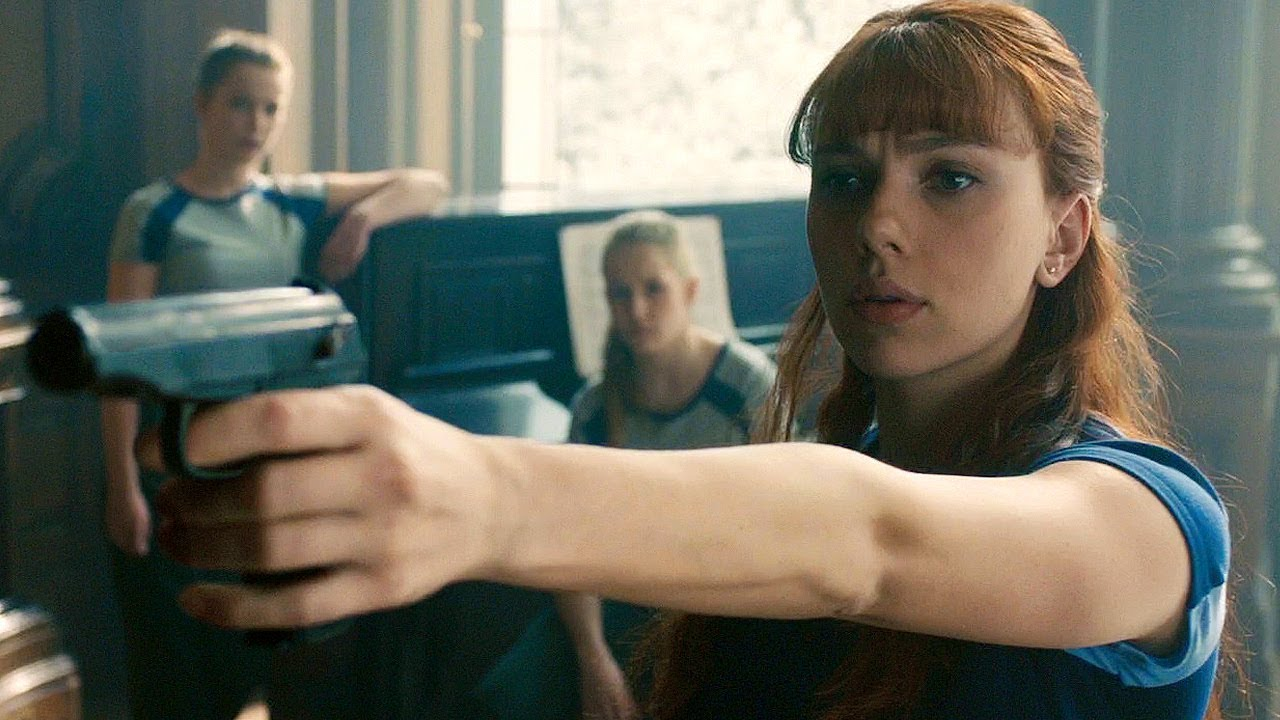 Black Widow's Vision - Red Room Scene - Avengers: Age of Ultron (2015) Movie CLIP HD - YouTube
