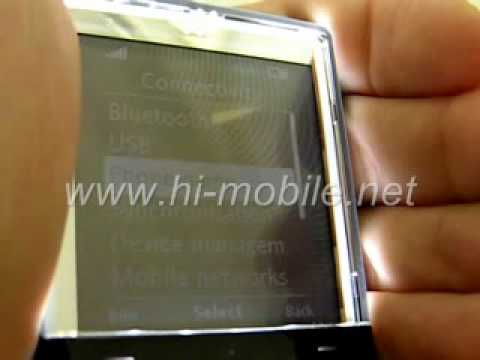 Sony Ericsson Xperia Pureness X5 Fully Unlocked (www.hi-mobile.net)