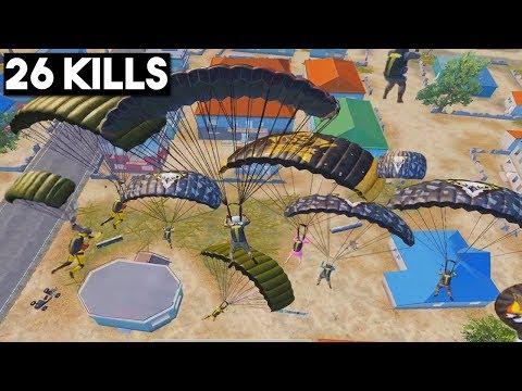 crazy-pochinki-drop!!!-|-26-kills-solo-vs-squads-|-pubg-mobile-🐼