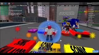 Sonic Simulator - Roblox Teil 1