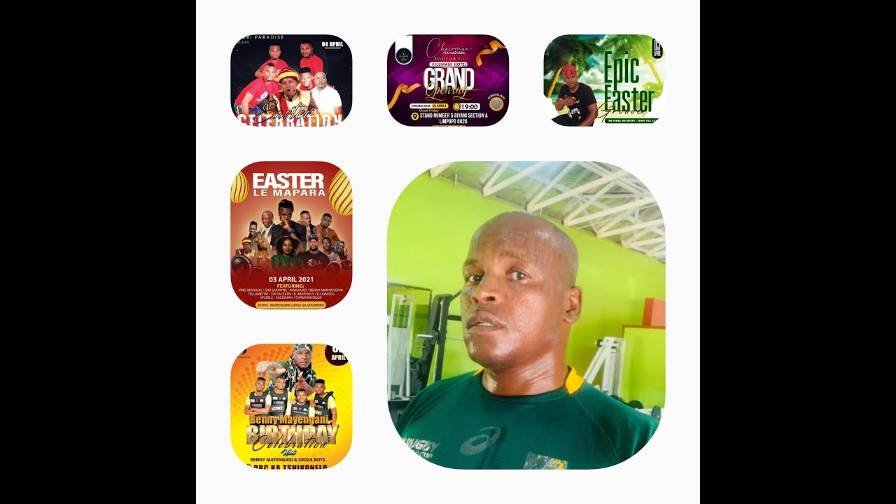 """""""President Mayengani"""" von Benny Mayengani bei Apple Music"""