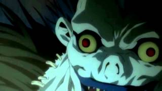 Death Note: Light meets Ryuk - English Dub HD.