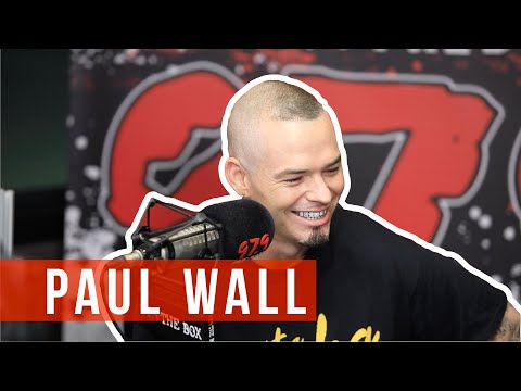 "Paul Wall Reveals His Most Popular Songs He Hates, His New ""Frozen Face"" Mixtape, & More"