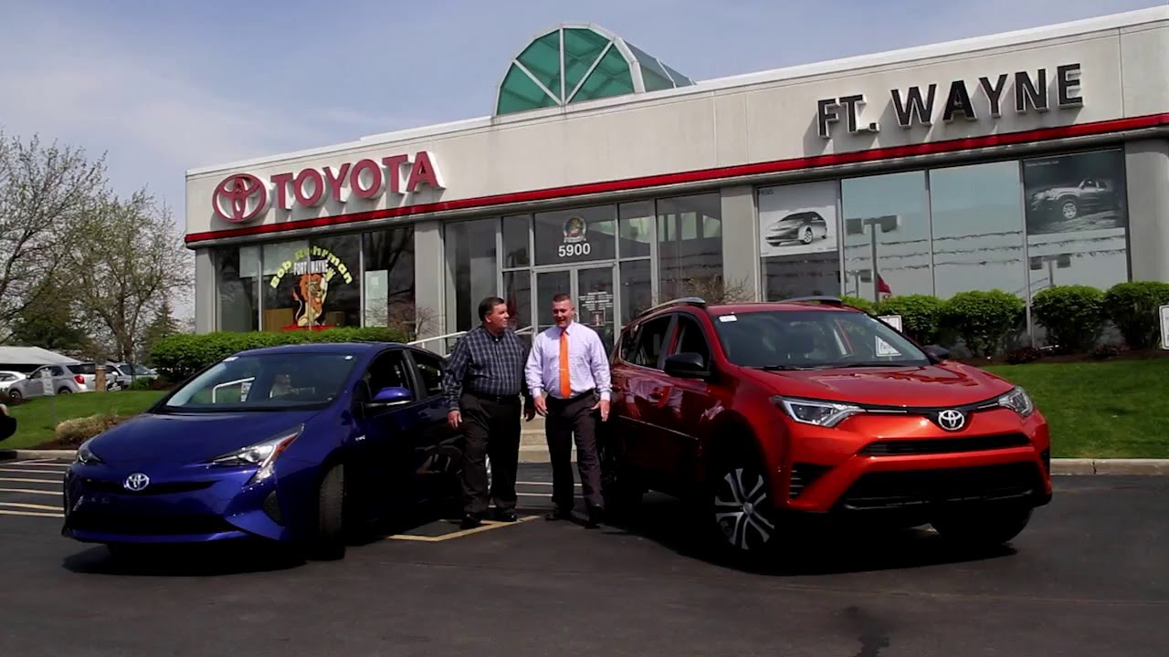 Fort Wayne Toyota >> Fort Wayne Toyota Spring Savings Event