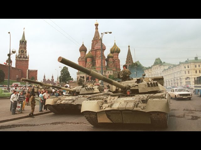 The Soviet Union's Collapse, 25 Years Later